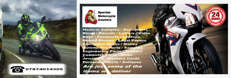 Manchester Motorcycle Couriers