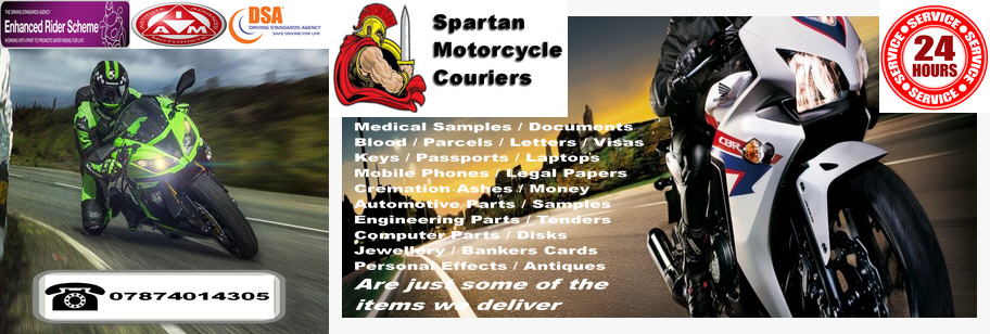 Motorcycle Couriers