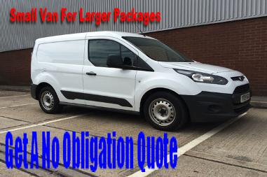 Van Courier Liverpool